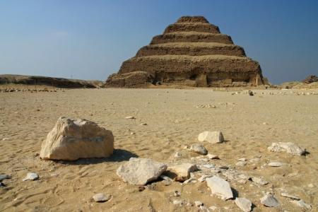 Sakkarah Pyramide