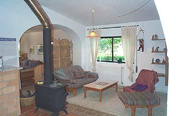 Wohnzimmer Apt. 3